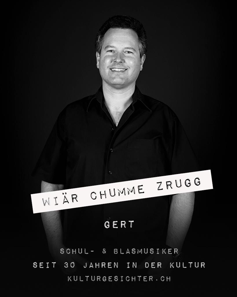 Gert Zumofen
