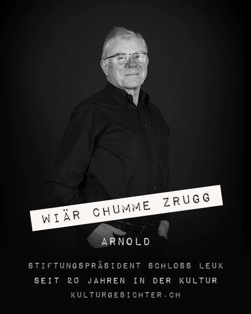 Arnold Steiner