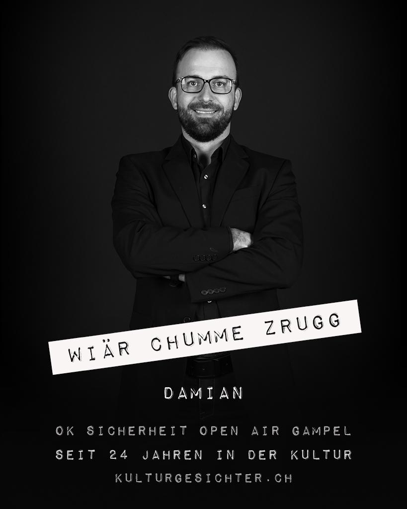Damian Schnydrig