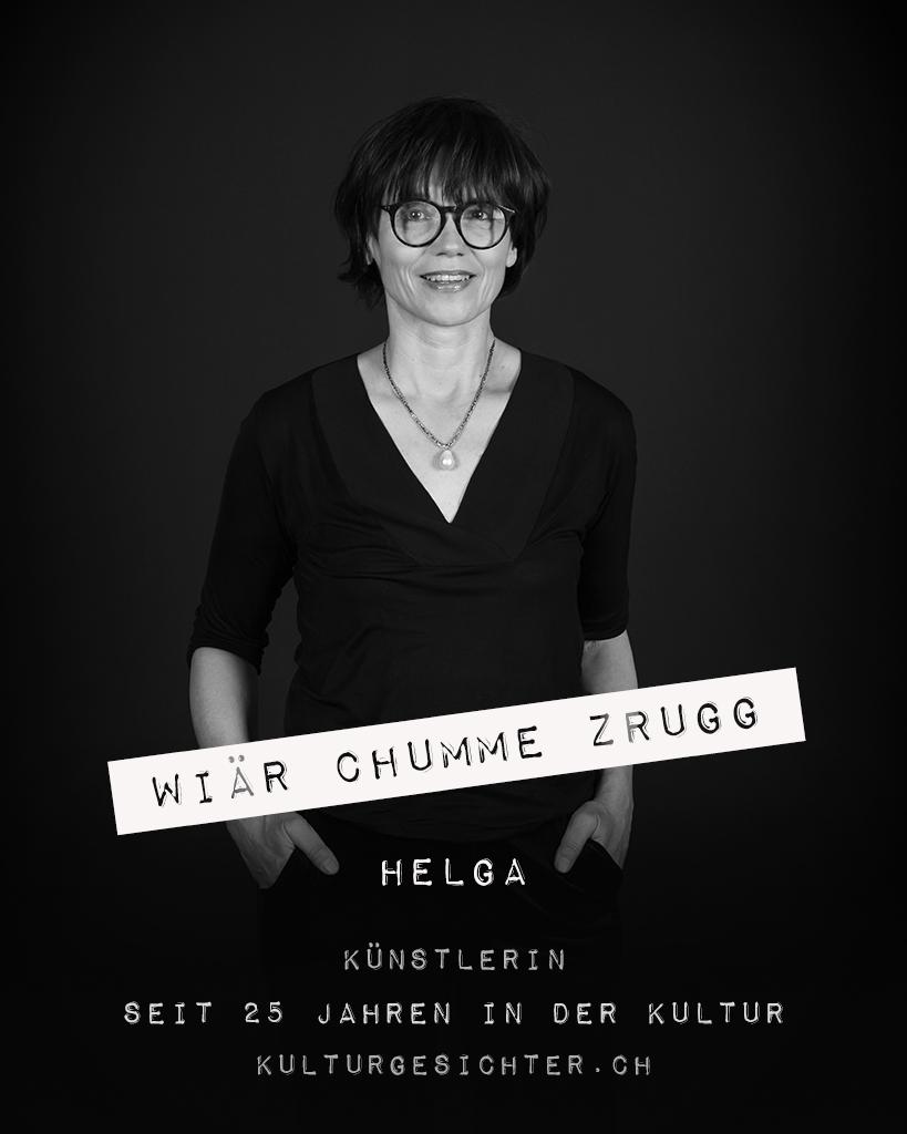 Helga Zumstein